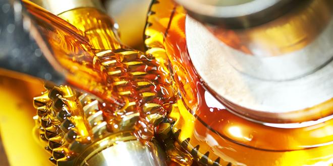Industrial gearbox oils