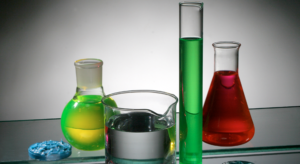Lubricants and specialities for glass industry