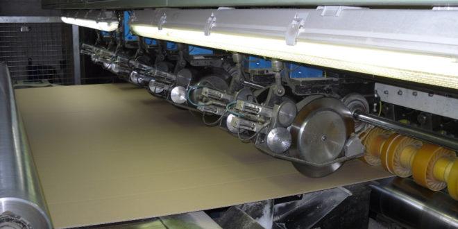 Corrugated board industry - CONDAT