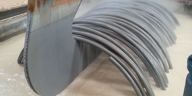 Surface treatment of wire rods