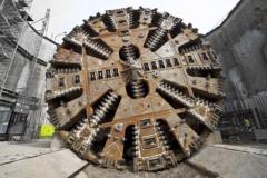 EPB tunnel boring machines