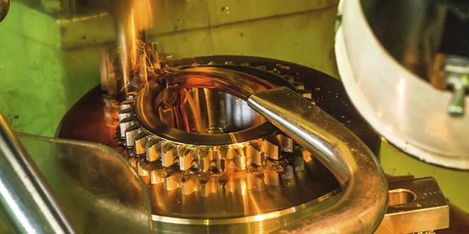 Mechanical industry machining