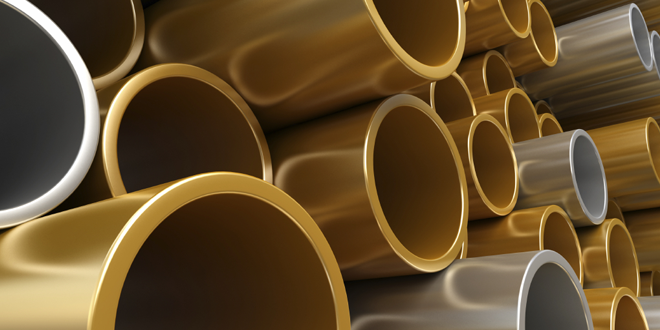 Aluminium, copper and alloys